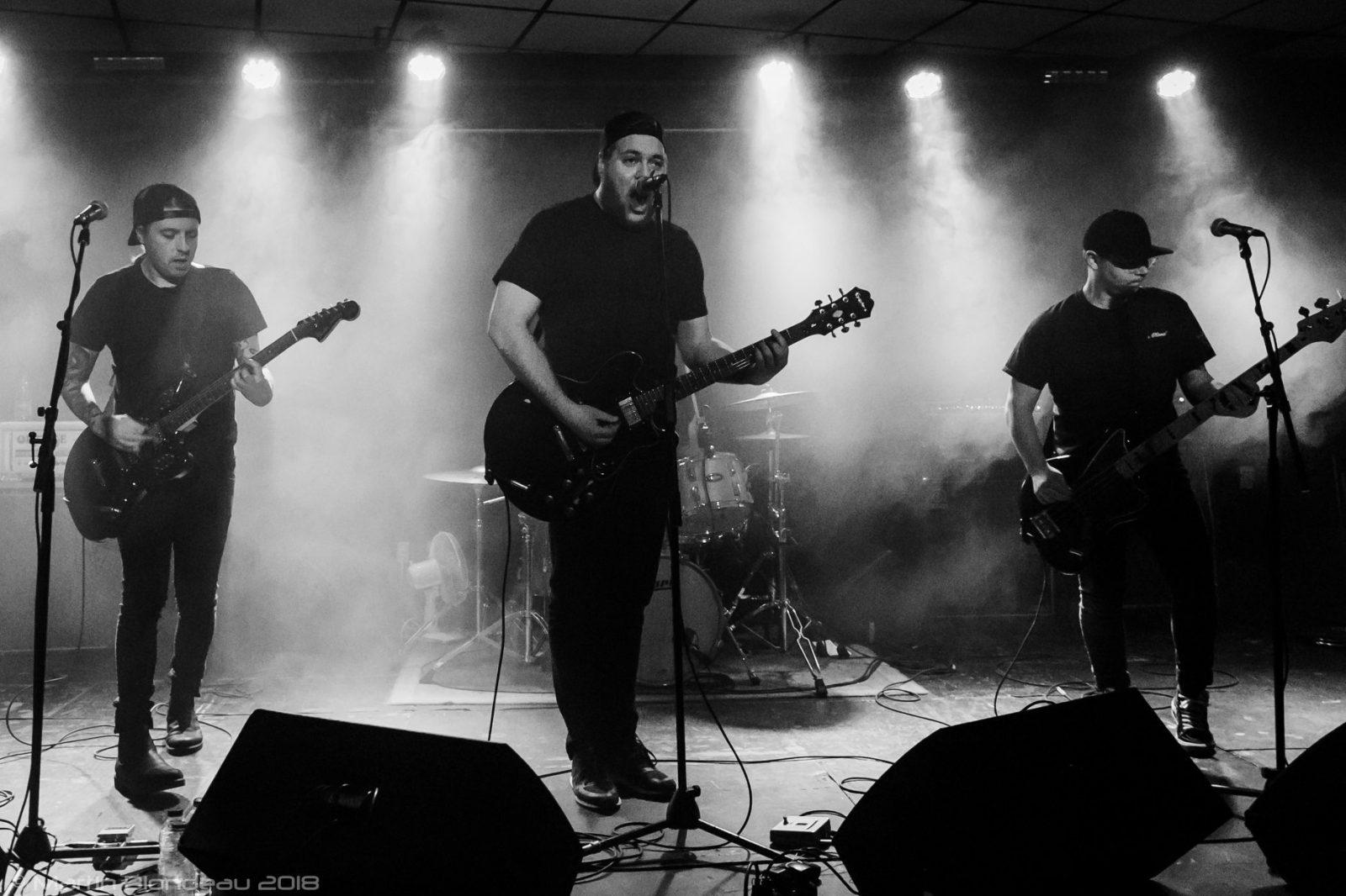 Cinq heures de rock à l'état PUR! Trois groupes mettront la table avant The Offspring