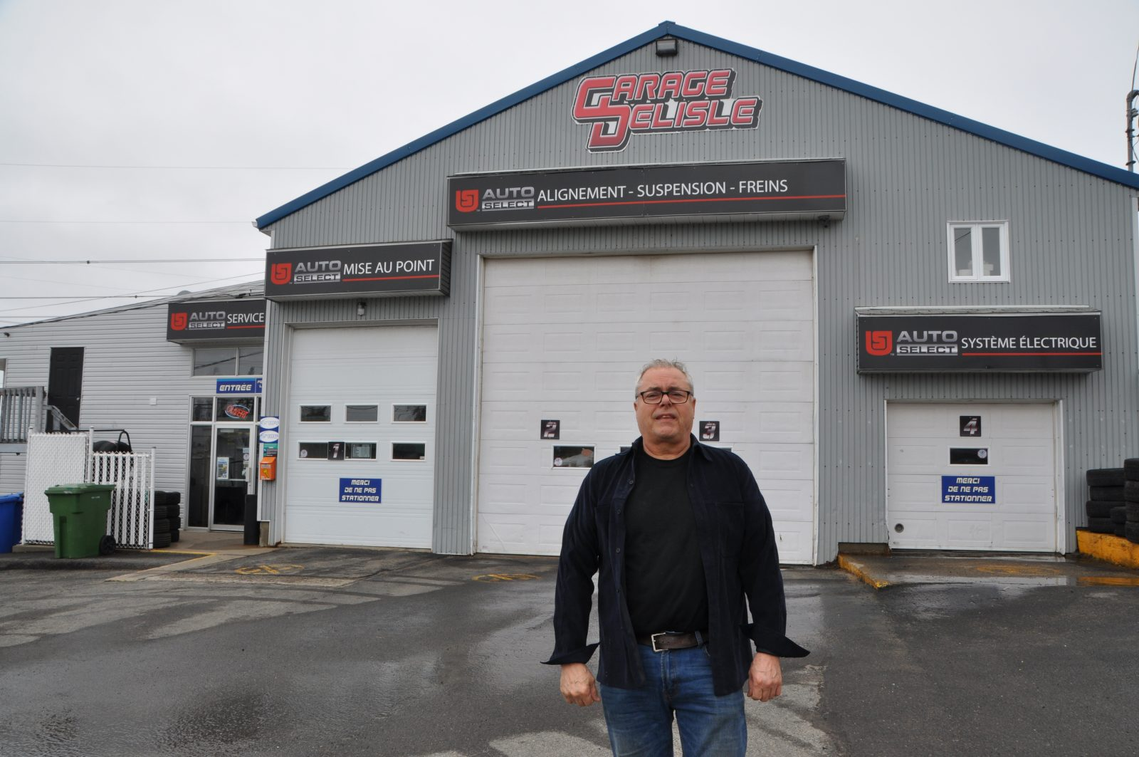 Garage Delisle : investir, se développer et innover pour garder son staff!