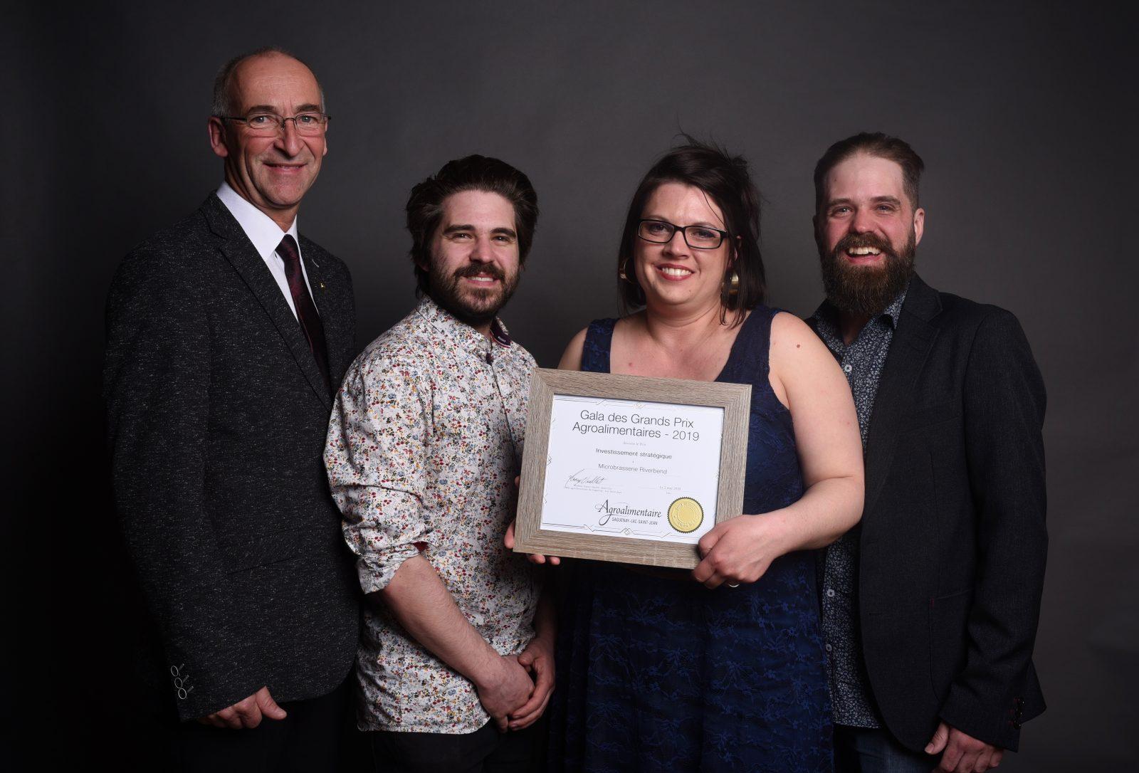 Gala des Grands Prix Agroalimentaires : Huit entreprises récompensées