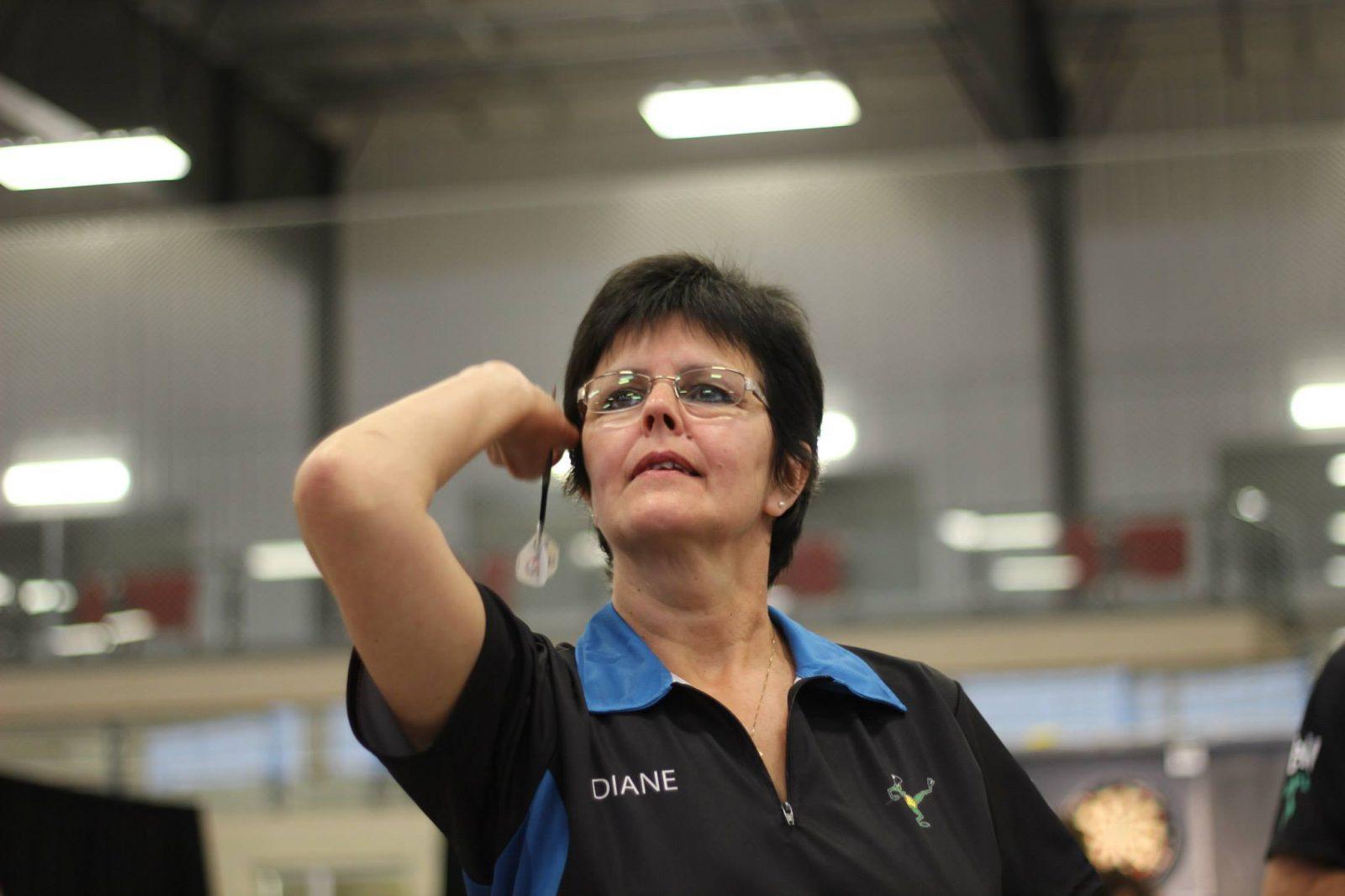 Championne québécoise du dard : Diane Gobeil vise encore plus haut …