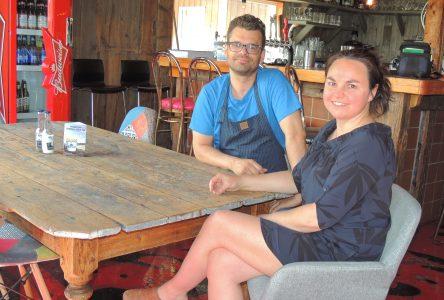 O Soleil fermé à Métabetchouan: Le bistro La Boca ouvre son propre concept