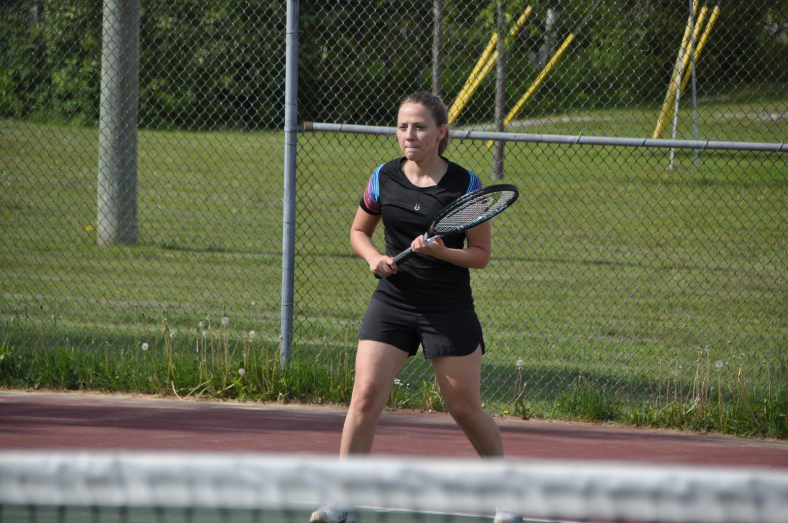Le tennis est en progression à Alma