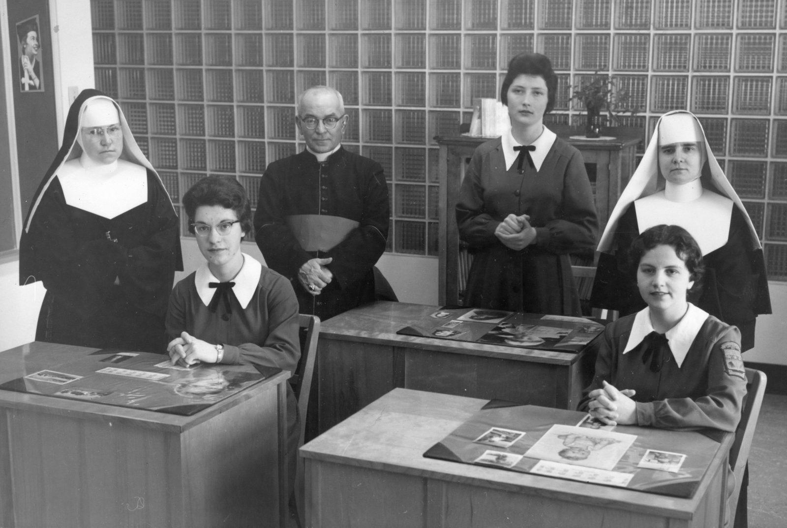 Chronique : le patrimoine des Sœurs de Notre-Dame du Bon-Conseil