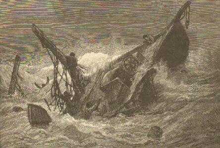 Histoire d'un vieux marin