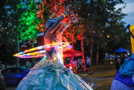 La Grande Nuit Festirame : Beaucoup de monde au rendez-vous malgré la pluie