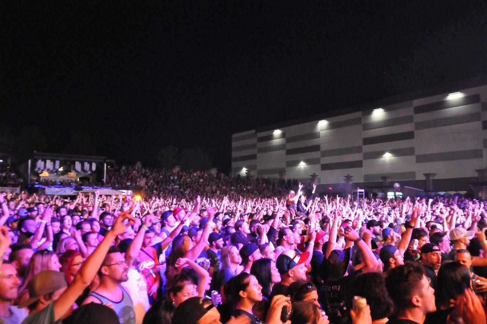 Bilan de The Offspring: Il est permis de voir plus grand pour Festivalma