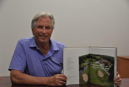 Club de golf de Saint-Gédéon: L'histoire relatée dans le deuxième livre de Michel Simard
