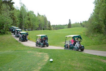 31e tournoi de golf de la Fondation de l'Hotel-Dieu d'Alma
