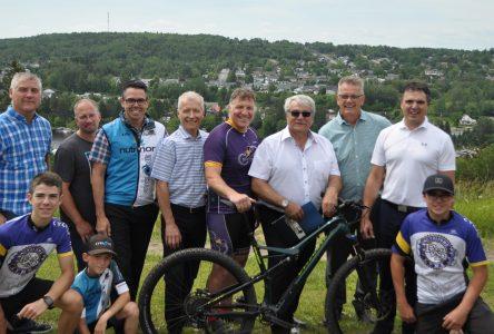 Vélo de montagne : Un nouveau sentier à la pointe des Américains
