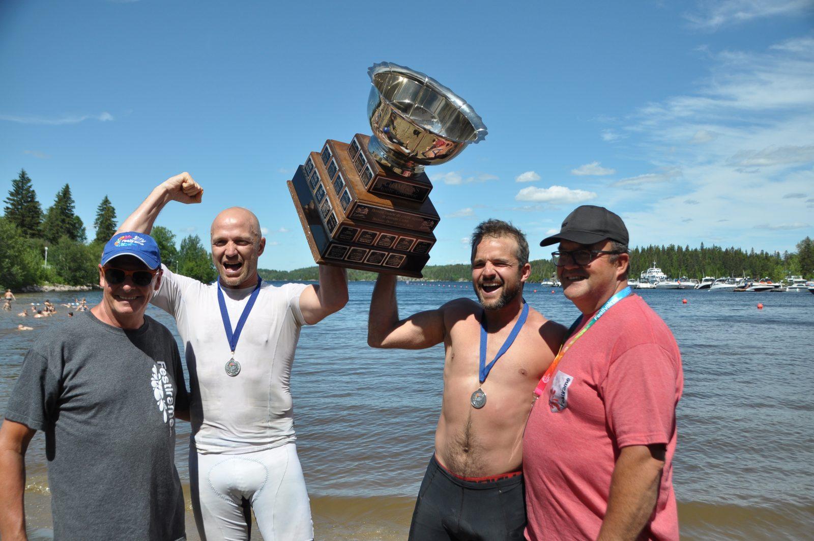 Marathon Proco Festirame: Samuel Lapointe et Nicolas Proulx sont les grands vainqueurs!