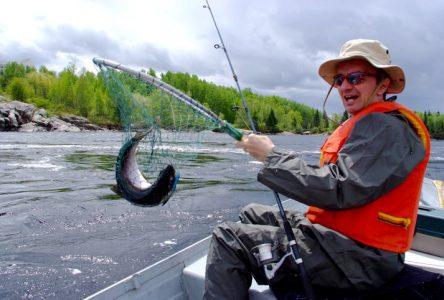 Tournoi de pêche Taillon: Le nombre maximal d'embarcations devrait être atteint