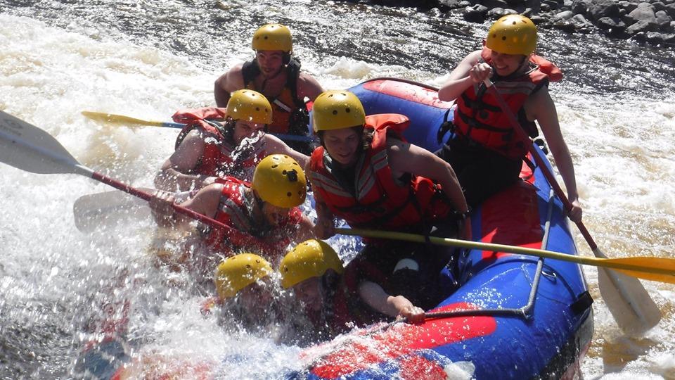 Tourisme d'aventure d'été au Lac-Saint-Jean: La région a déjà connu de meilleures années