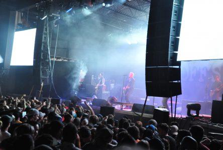The Offspring à Alma: un succès sur toute la ligne