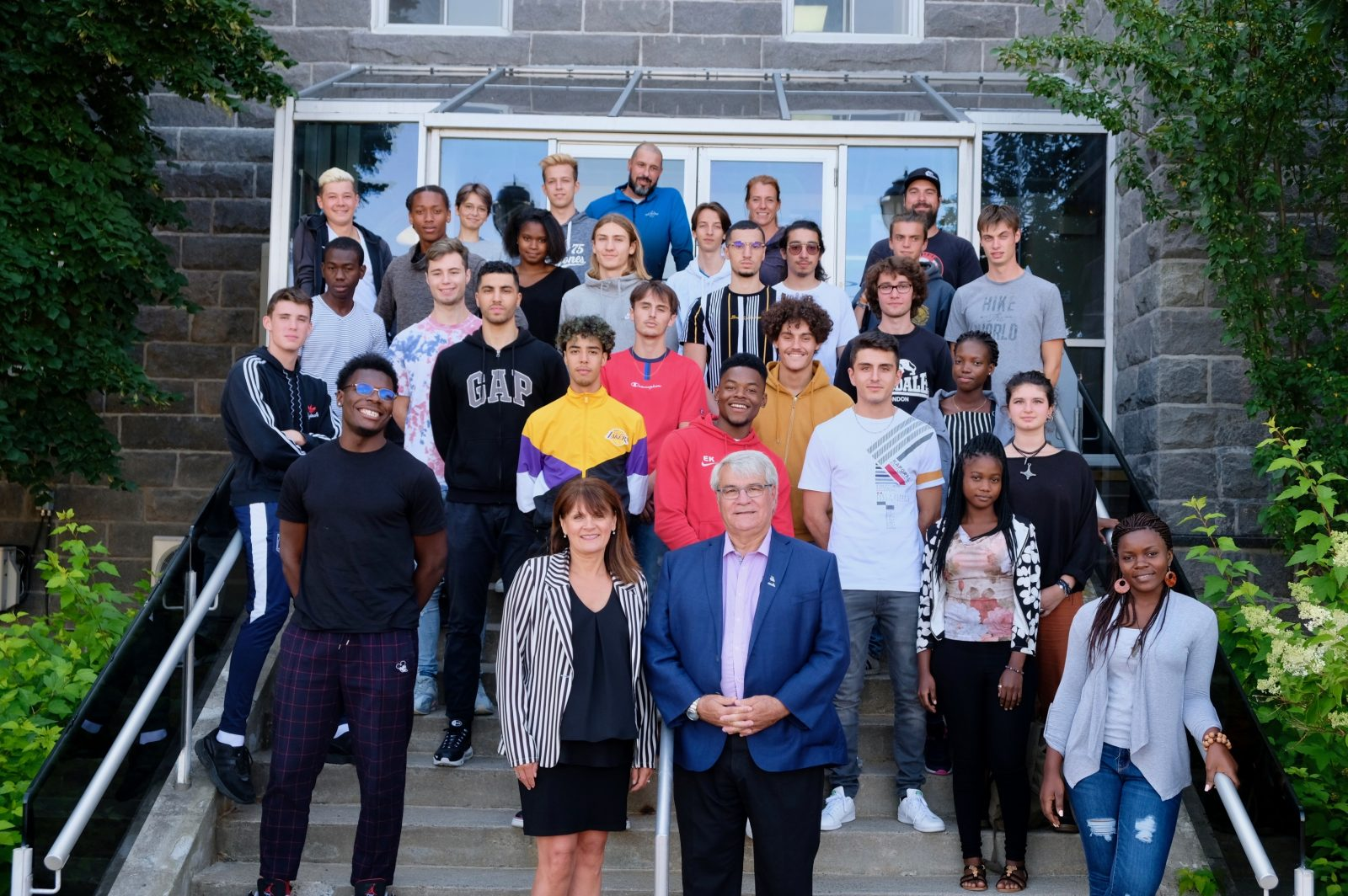 Alma accueille 32 nouveaux étudiants internationaux