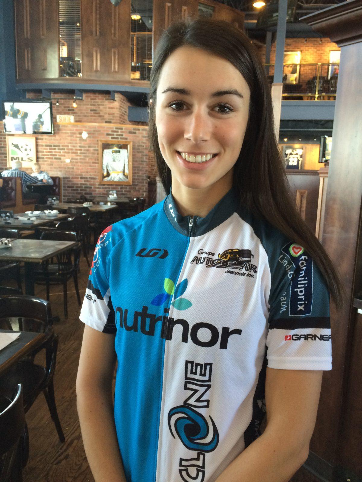 Vélo de montagne: Catherine Fleury se retire