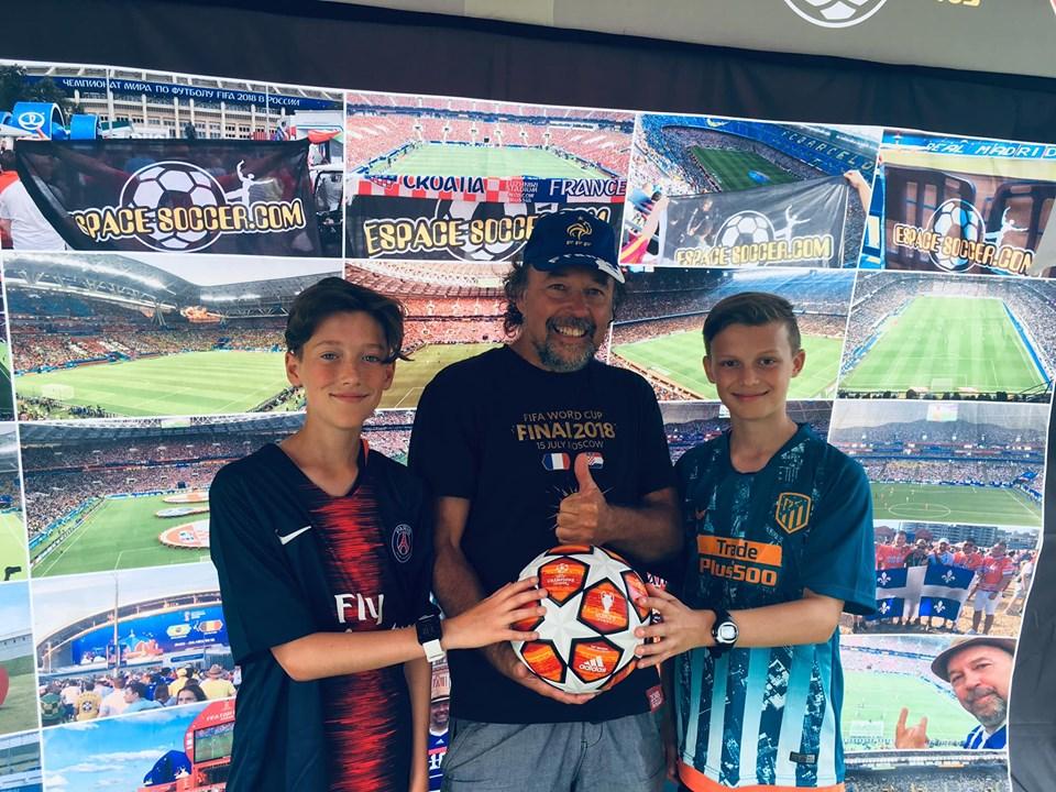 Festival régional de soccer d'Alma: Benoît Lavoie sera honoré