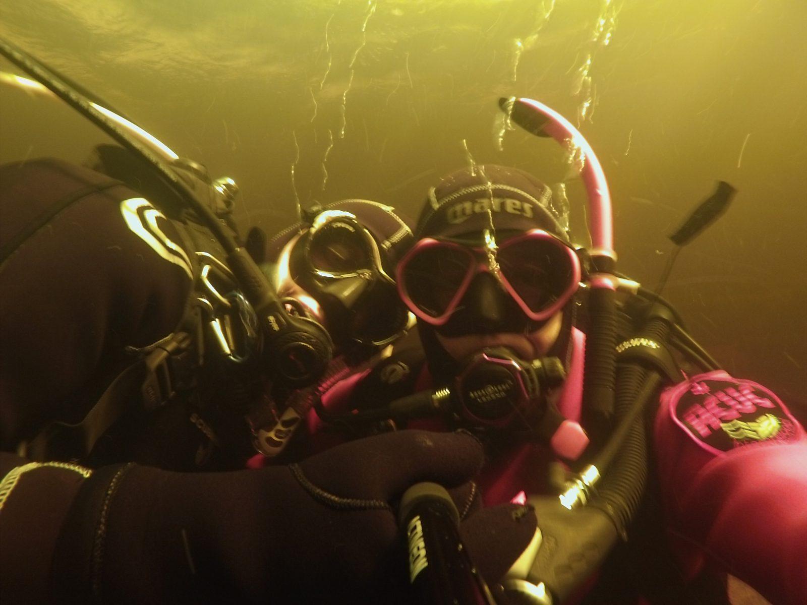 Plongée sous-marine: Une activité mystérieuse au Lac-Saint-Jean