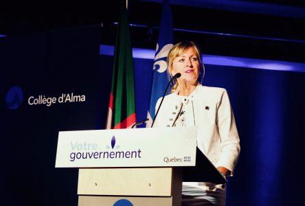 Investissements majeurs : 6 M$ au Collège d'Alma pour le COlab