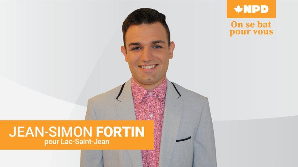 Le NPD trouve son candidat dans Lac-Saint-Jean