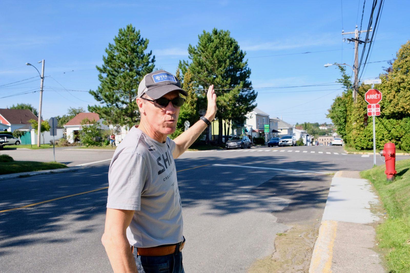 Meurtre de l'avenue Champagnat : Éric Perron a eu la peur de sa vie