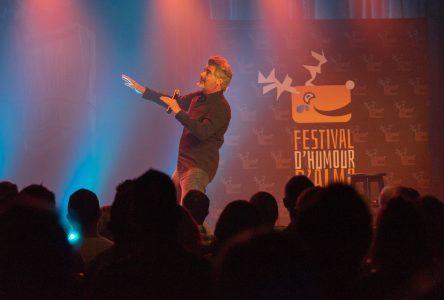Festival d'humour d'Alma: Du gros fun noir pour les humoristes