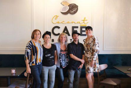Nouveau café à Alma : sept copropriétaires investissent 250000$