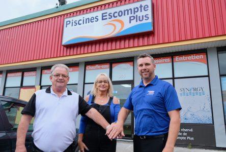 Après 25 ans,Piscines Escompte Plus change de propriétaire