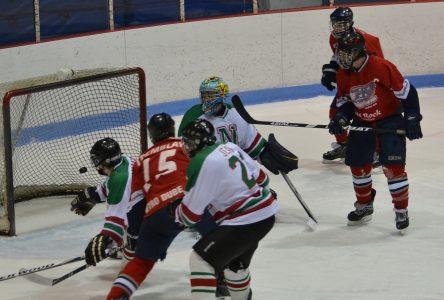 Hockey mineur: Un calibre relevé malgré une diminution des inscriptions