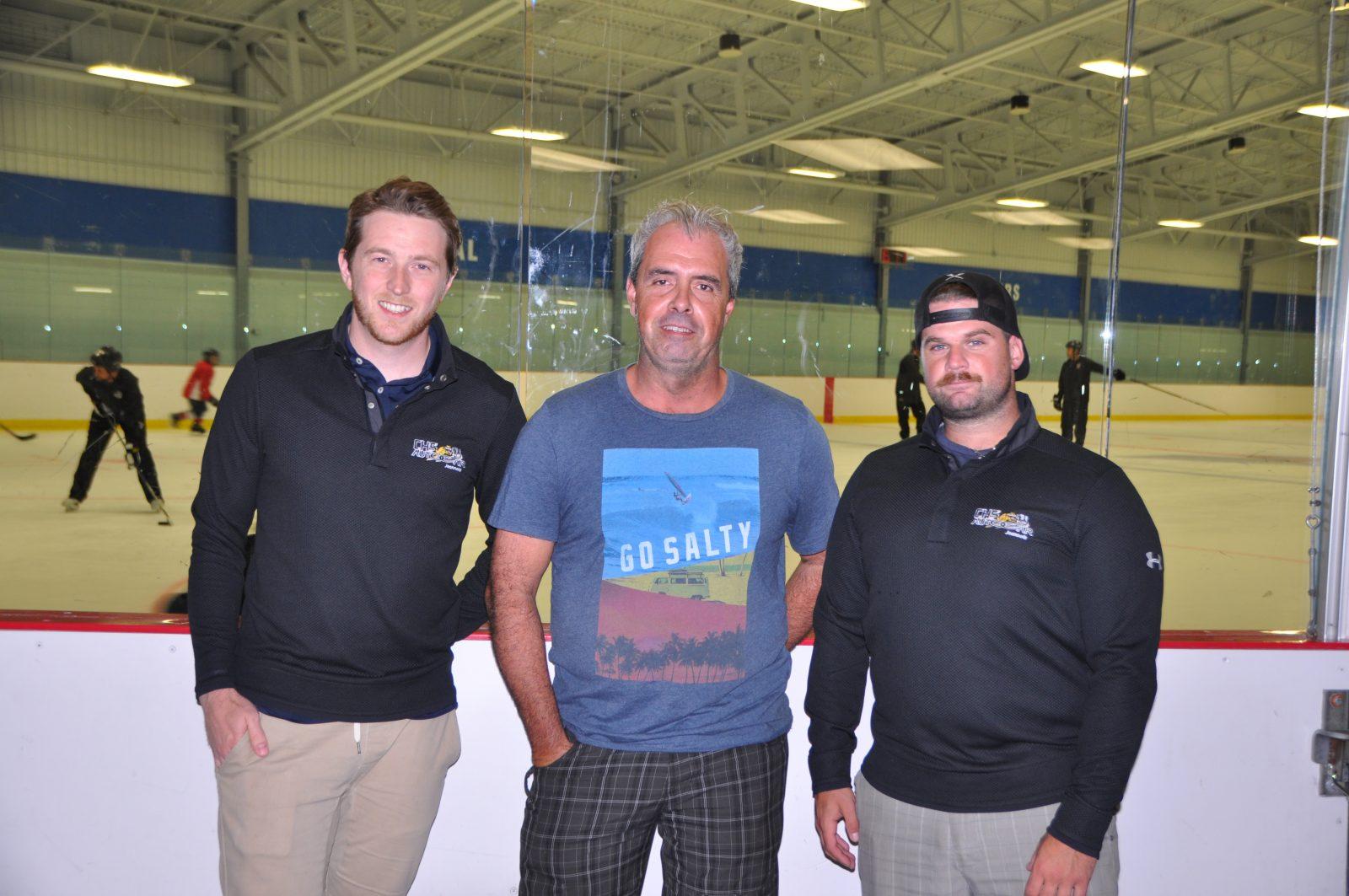 Ligue de hockey senior du Lac au Fleuve: Saint-Bruno confiant d'avoir un club compétitif