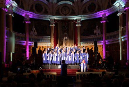 Un spectacle gospel au profit des jeunes vulnérables au décrochage