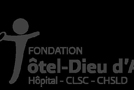 La Fondation de l'Hôtel-Dieu invite à la générosité