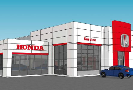 Investissement de 1M$ chez Alma Honda