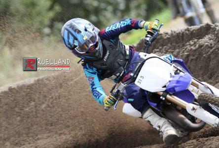 Motocross: À 10 ans, Alex Tremblay a un talent naturel qui pourrait le mener loin