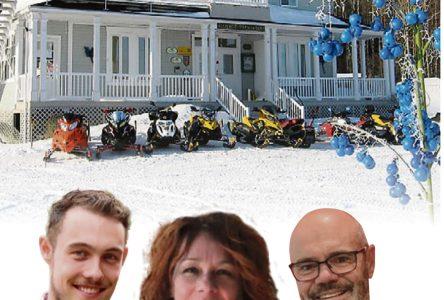 Auberge Presbytère  Mont-Lac-Vert : Vision d'avenir pour les  nouveaux propriétaires