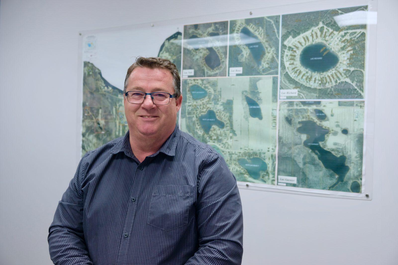 L'Ascension :Le maire se tourne vers les familles et l'industrie forestière