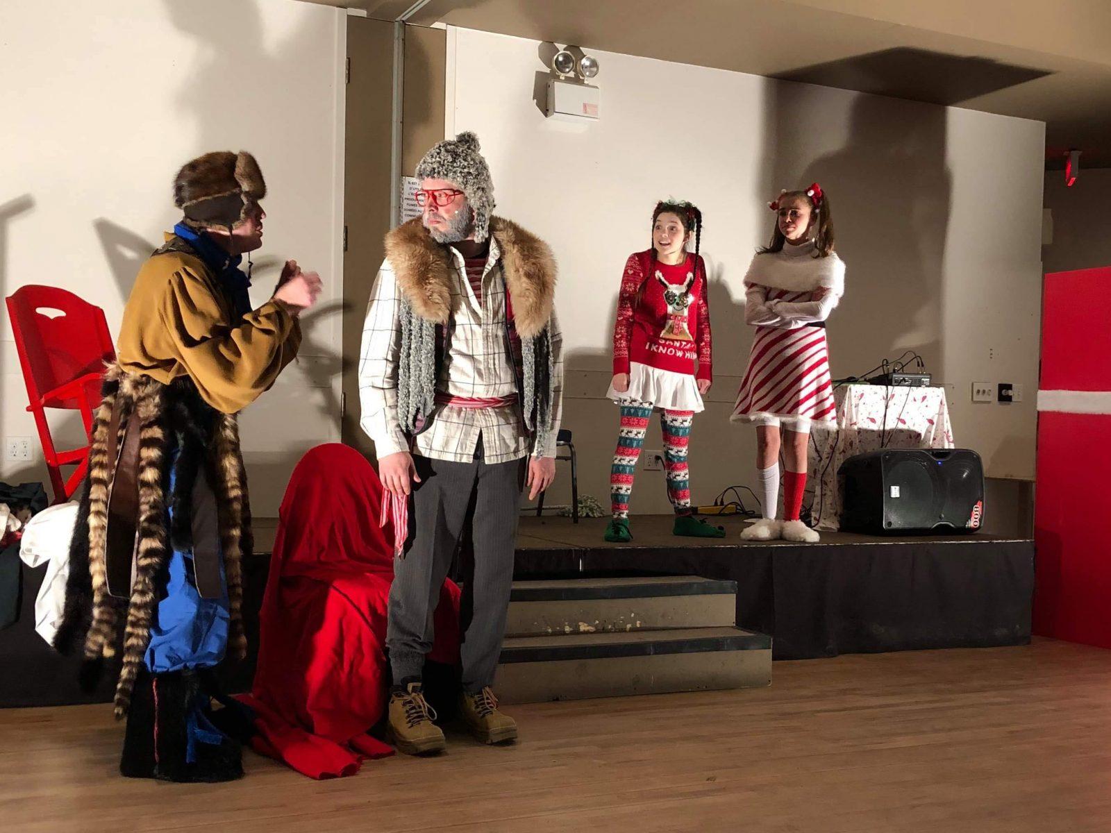 La Route des Légendes part en tournée pour Noël