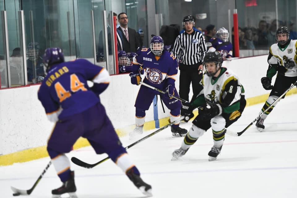 Challenge de hockey scolaire de Gatineau: Les Lynx font bien lors du premier tournoi de la saison