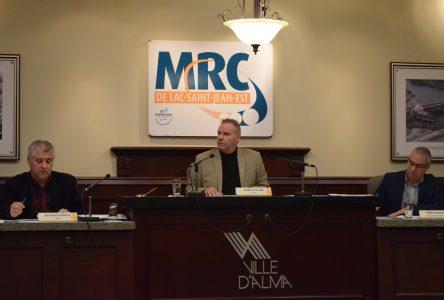 Conseil de MRC: 60 000 $ pour des projets de développements de territoire