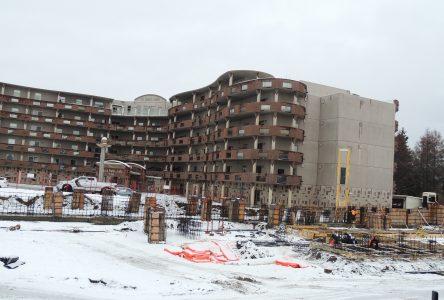 Agrandissement de la résidence Saint-Jude: 15 M$ pour 81 unités supplémentaires