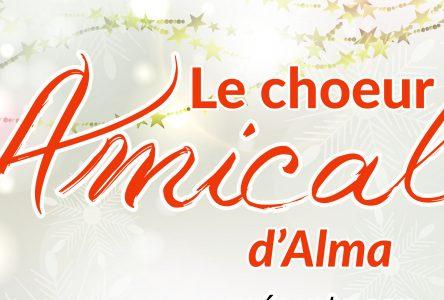 Chœur Amical d'Alma: Un nouveau classique de Noël