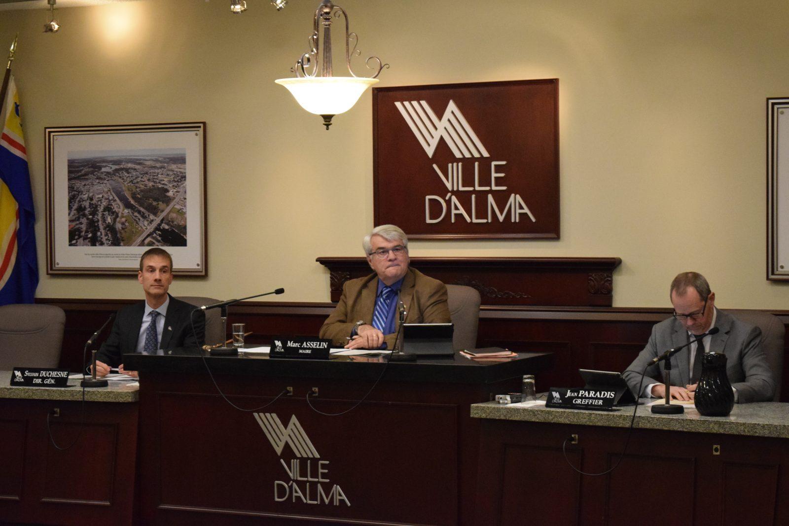 Conseil municipal : Alma plaide pour la préservation du Publisac