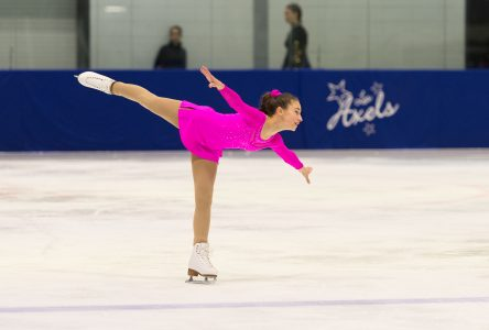 La patinage artistique en vogue à Alma