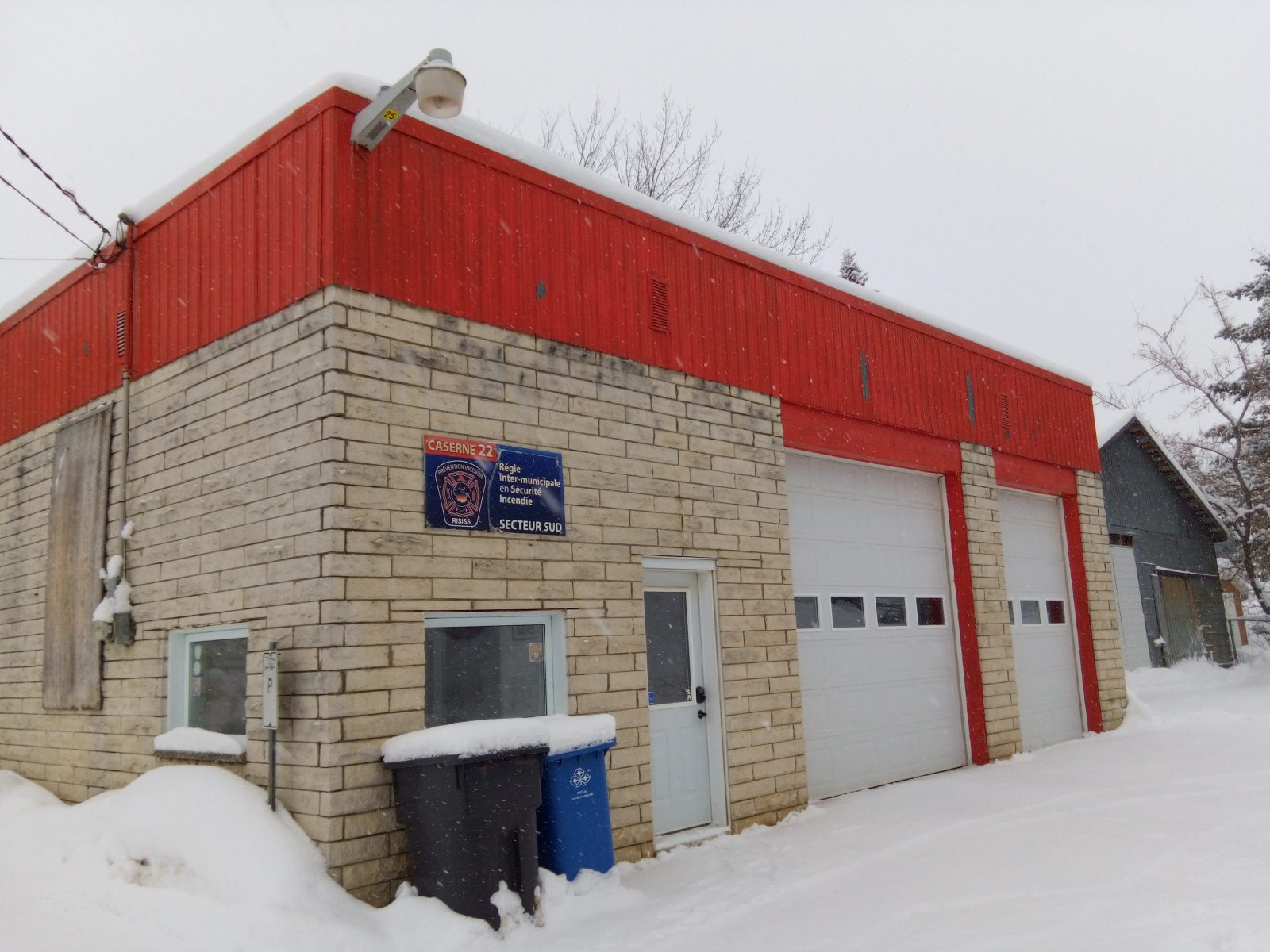 Fermeture de casernes de pompier : Une annonce à prévoir fin janvier