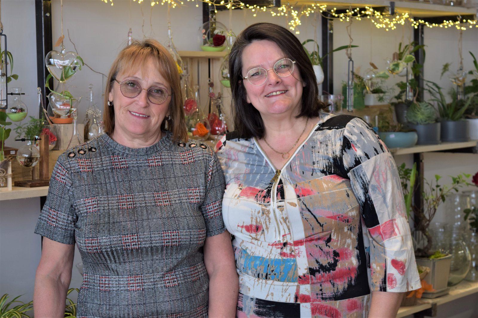 Les Gens Fleuris : Deux sœurs réalisent leur rêve en ouvrant une fleuristerie