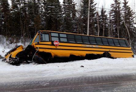 Les autobus scolaires sont-ils sécuritaires?