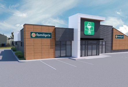 Hébertville: Investissements de 1,5M$ pour la pharmacie Perron et Turcotte