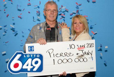Billet de 6/49 gagnant : De nouveaux millionnaires à Alma