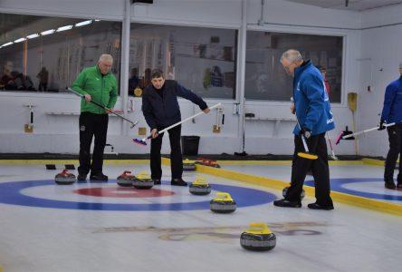 3,5M$ pour la réfection du Club de Curling Riverbend