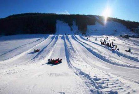 Mont Lac-Vert : Ouverture des glissades en fin de semaine