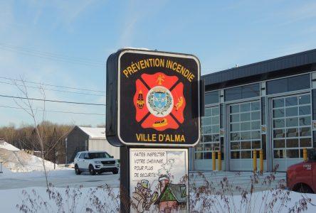 Services d'incendie : Alma et Saint-Félicien misent sur la collaboration
